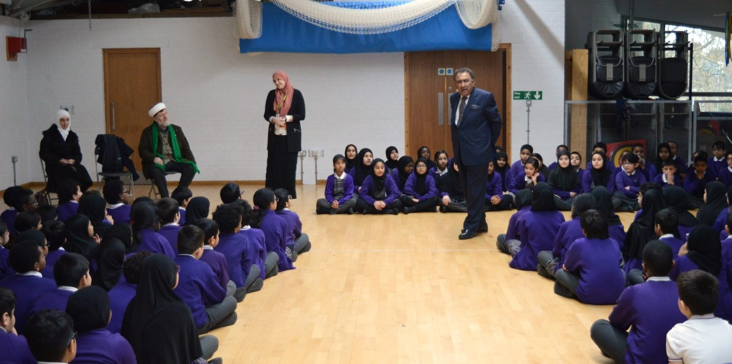 'Education is most important thing' says Lord Sheikh