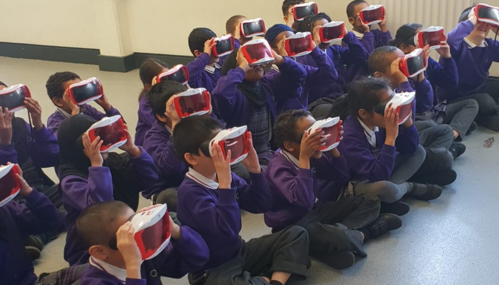 Pupils explore how to combat bullying using latest technology