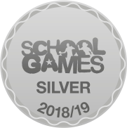 Silver School Games Mark Award 2018/19